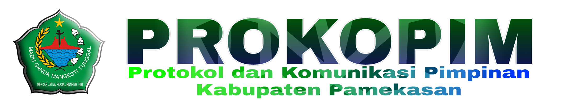 Website Resmi Protokol dan Komunikasi Pimpinan Kabupaten Pamekasan